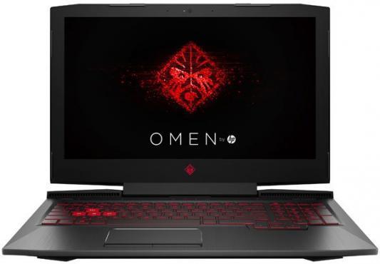 Ноутбук HP Omen 15-ce011ur 15.6 1920x1080 Intel Core i7-7700HQ 1ZB05EA ноутбук hp omen 17 w102ur y5v57ea