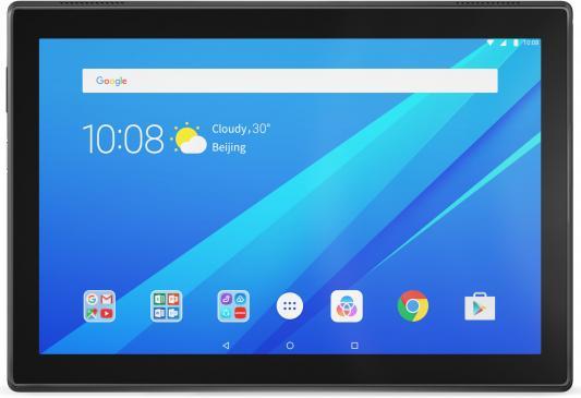 Планшет Lenovo Tab 4 TB-X304L 10.1 32Gb черный Wi-Fi 3G Bluetooth LTE Android ZA2K0132RU