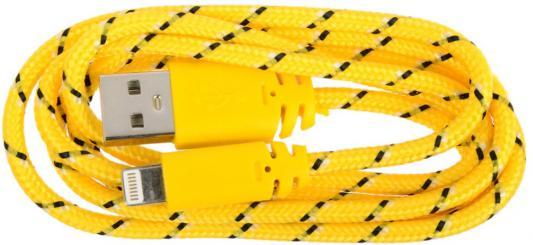 Кабель Lightning 1м LP круглый SM001592 кабель