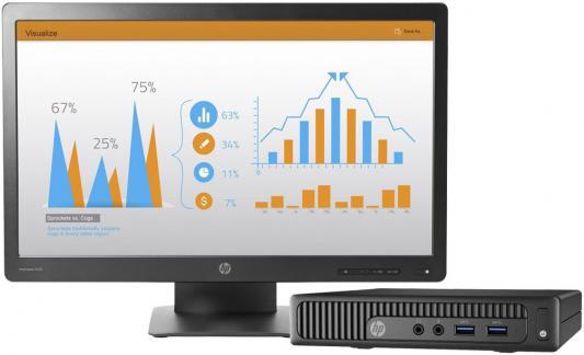 "HP Bundles 260 G2.5 [2TP22EA] DM {i3-6100U/4Gb/500Gb/W10Pro/P232 23"" Monitor}"