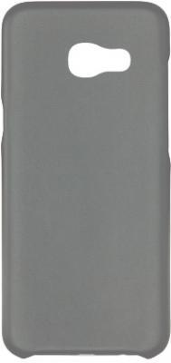 Чехол Perfeo для Samsung A5 2017 TPU серый PF_5277 чехол perfeo для samsung a7 2017 tpu серый pf 5282