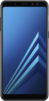 Смартфон Samsung Galaxy A8 (2018) 32 Гб черный (SM-A530FZKDSER)