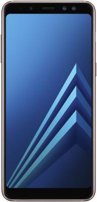 Смартфон Samsung Galaxy A8 (2018) 32 Гб синий (SM-A530FZBDSER) смартфон