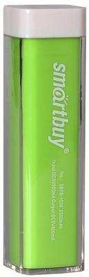 Внешний аккумулятор Power Bank 2000 мАч Smart Buy EZ-BAT зеленый
