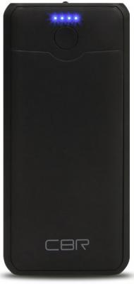 Внешний аккумулятор Power Bank 4000 мАч CBR CBP-5040 черный