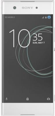 Смартфон SONY Xperia XA1 Dual 32 Гб белый (1308-0934) смартфон sony xperia x белый f5121ru w