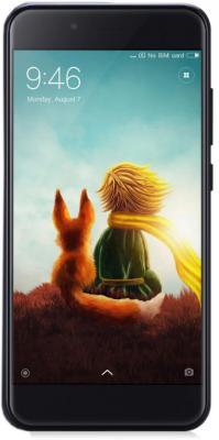 Смартфон Xiaomi MI A1 черный 5.5 32 Гб LTE Wi-Fi GPS смартфон asus zenfone live zb501kl золотистый 5 32 гб lte wi fi gps 3g 90ak0072 m00140
