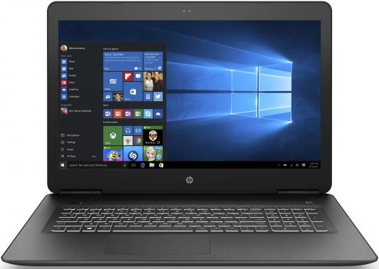"""цена на Ноутбук HP Pavilion Gaming 17-ab319ur 17.3"""" 1920x1080 Intel Core i7-7700HQ 2PQ55EA"""