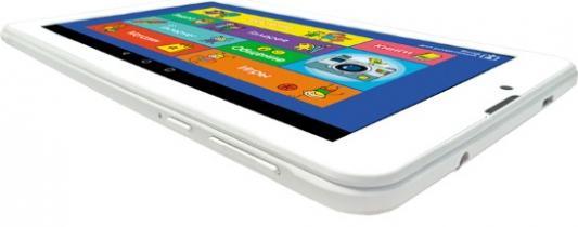 """Планшет TurboSmart TurboKids 3G NEW 7"""" 8Gb белый оранжевый Wi-Fi 3G Bluetooth Android 3G NEW"""