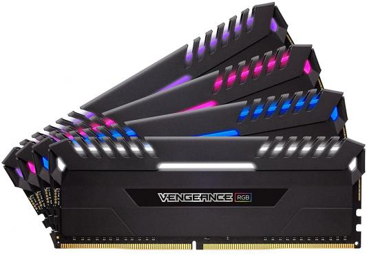 Оперативная память 64Gb (4x16Gb) PC4-24000 3000MHz DDR4 DIMM Corsair CMR64GX4M4C3000C16 оперативная память 64gb 4x16gb pc4 24000 2666mhz ddr4 dimm corsair cmk64gx4m4a2666c16