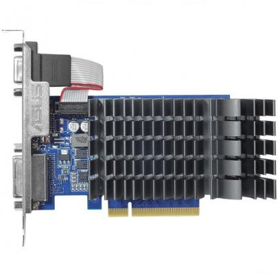 Видеокарта 2048Mb ASUS GeForce GT730 PCI-E 64bit DDR3 DVI HDMI CRT HDCP GT730-SL-2G-BRK-V2 Retail