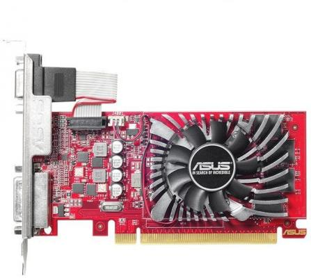 Видеокарта 2048Mb ASUS Radeon R7 240 PCI-E 128bit DDR5 DVI HDMI CRT HDCP R7240-2GD5-L Retail автошины 240 r 508 у2
