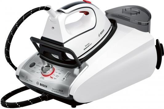 цена на Парогенератор Bosch TDS38311RU 3100Вт чёрный белый TDS38311RU