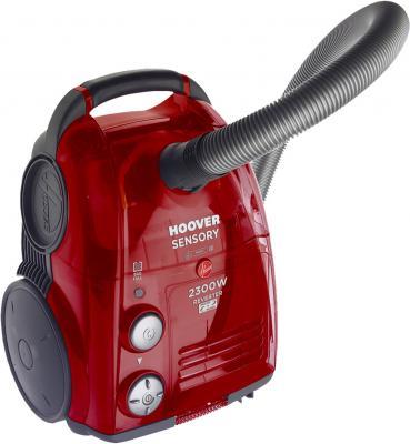 Пылесос Hoover TC 5235 011 сухая уборка красный цена и фото