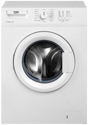 Стиральная машина Beko WRE 55P1 BWW белый стиральная машина beko wre 54p1 bww