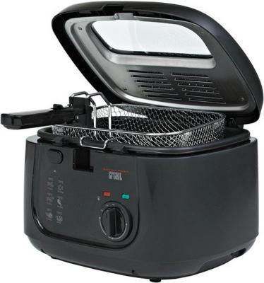 Фото - Фритюрница GFGRIL GFF-05 Compact чёрный micro camera compact telephoto camera bag black olive