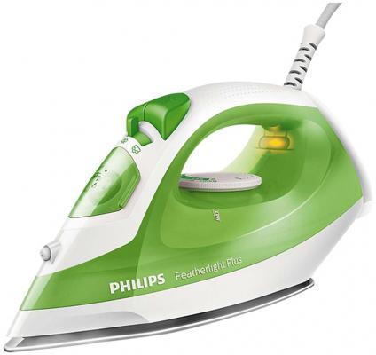 Утюг Philips GC1426/70 1400Вт белый зелёный утюг philips gc2980 70