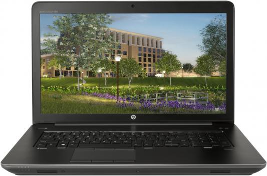 Ноутбук HP ZBook 17 G4 (1RR15EA) hp zbook 17