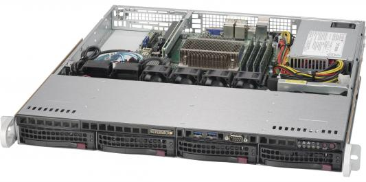 Серверная платформа SuperMicro SYS-5019P-M bestway power steel 671х366х132см 56470