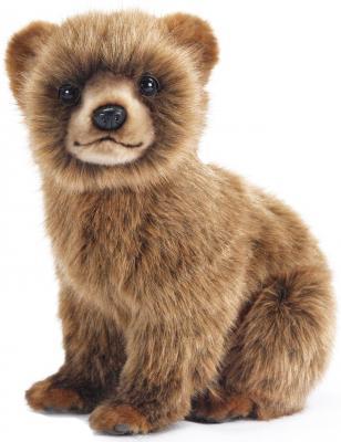 7037 Медвежонок коричневый, 24 см как попросить маму лифчик с чашками