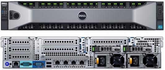 Сервер Dell PowerEdge R730 210-ACXU-197 сервер vimeworld
