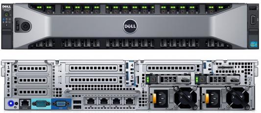 Сервер Dell PowerEdge R730 210-ACXU-268