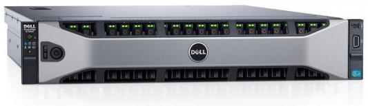 Сервер Dell PowerEdge R730XD 210-ADBC-259 сервер dell poweredge r730xd 210 adbc 123
