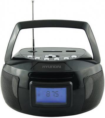 Магнитола Hyundai H-PAS140 черный