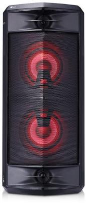 Минисистема LG FJ5 220Вт черный пылесос lg vc53202nhtr