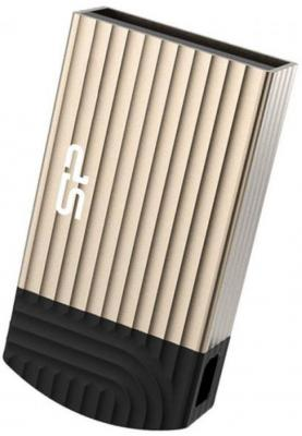 Флешка USB 8Gb Silicon Power Touch T20 SP008GBUF2T20V1C черный