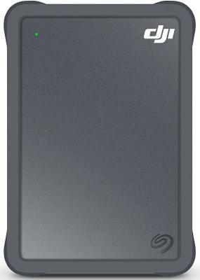 """Внешний жесткий диск 2.5"""" USB-C 2Tb Seagate DJI dron серый STGH2000400"""