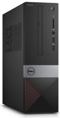 Системный блок DELL Vostro 3267 i3-6100 3.7GHz 4Gb 1Tb HD530 DVD-RW Win7Pro клавиатура мышь черный 3267-5090