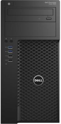 Системный блок DELL Precision 3620 i7-6700 3.4GHz 8Gb 4Tb HD530 DVD-RW Win10Pro черный 3620-2653 системный блок dell optiplex 3050 intel core i3 3400мгц 4гб ram 128гб win 10 pro черный