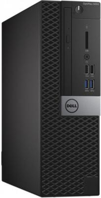 Системный блок DELL Optiplex 5050 Intel Core i5 6500 8 Гб 500 Гб Intel HD Graphics 530 Windows 10 Pro системный блок hp elitedesk 800 intel core i5 6500 4 гб 500 гб intel® hd graphics 530 windows 10 pro