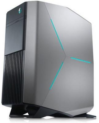 Системный блок DELL Alienware Aurora R7 Intel Core i5 8400 8 Гб 1 Тб Radeon RX 570 4096 Мб Windows 10 Home R7-9935 системный блок dell alienware aurora r7 i7 8700k 3 7ghz 32gb 1tb 512gb ssd gtx1080 8gb dvd rw win10 клавиатура мышь черный r7 2844