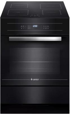 Электрическая плита Gefest 6570-04 0057 черный цены онлайн