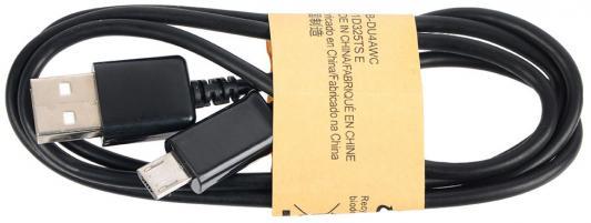 Кабель microUSB 1м Ritmix RCC-110 круглый черный кабель lightning 1м wiiix круглый cb120 u8 10b