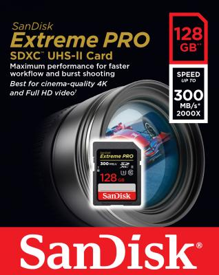Карта памяти SDXC 128Gb Class 10 Sandisk SDSDXPK-128G-GN4IN карта памяти sandisk 256gb sdxc class 10 uhs i u3 extreme pro sdsdxxg 256g gn4in sdsdxxg 256g gn4in