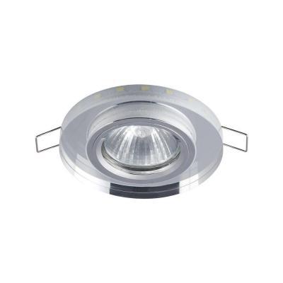 Встраиваемый светильник Maytoni Metal DL287-2-3W-W встраиваемый светильник maytoni metal dl292 2 3w w