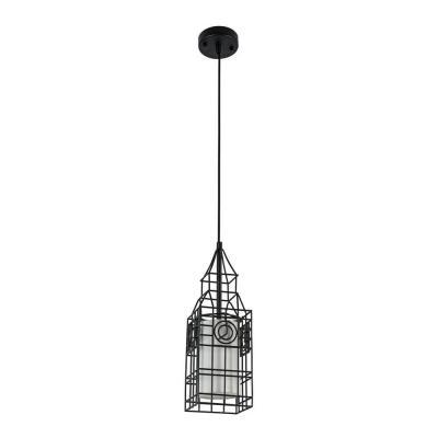 Подвесной светильник Maytoni City T195-PL-01-B подвесной светильник maytoni grille t018 03 b