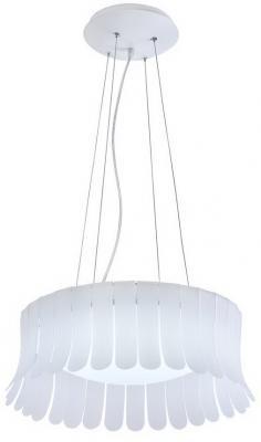 Подвесной светодиодный светильник Maytoni Degas MOD341-PL-01-24W-W
