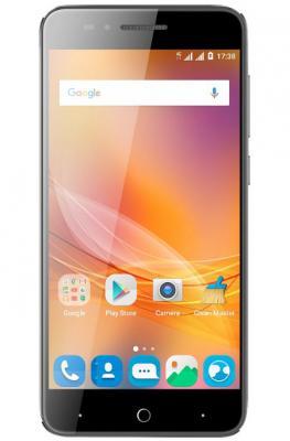 Смартфон ZTE Blade A610 16 Гб серый смартфон zte blade v8 mini 32gb gold