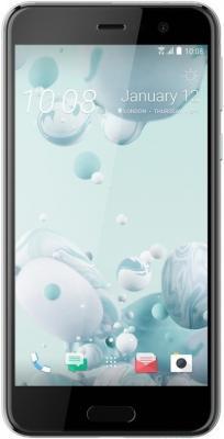 Смартфон HTC U Play белый 5.2 32 Гб NFC LTE Wi-Fi GPS 3G 99HALV045-00 смартфон htc 10 lifestyle золотистый 5 2 32 гб nfc lte wi fi gps 3g 99hajn037 00