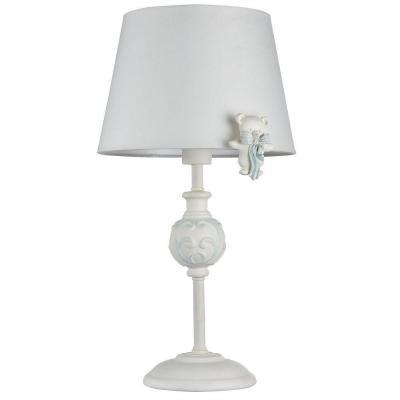 Настольная лампа Maytoni Laurie ARM033-11-BL настольная лампа декоративная maytoni luciano arm587 11 r