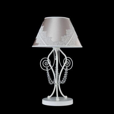 Настольная лампа Maytoni Lucy ARM042-11-W настольная лампа декоративная maytoni luciano arm587 11 r
