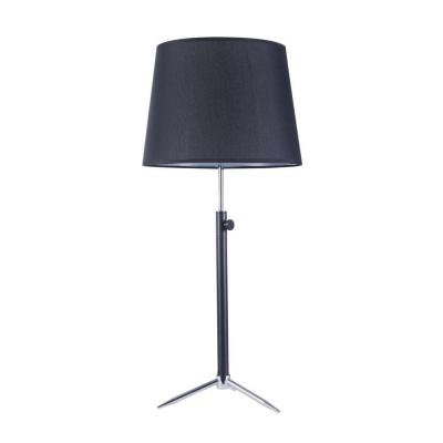 Настольная лампа Maytoni Monic MOD323-TL-01-B maytoni настольная лампа maytoni calvin z181 tl 01 b