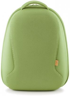 """Рюкзак для ноутбука 15"""" Cozistyle Aria City Backpack Slim политекс зеленый CACBS005 цена и фото"""