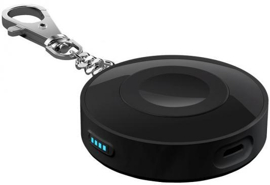 Внешний аккумулятор Deppa NRG Watch 38mm черный 33517