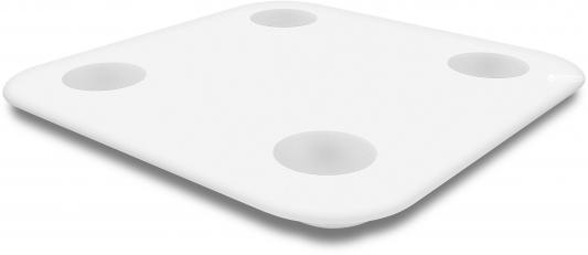 Весы напольные Xiaomi Mi Body Composition Scale белый