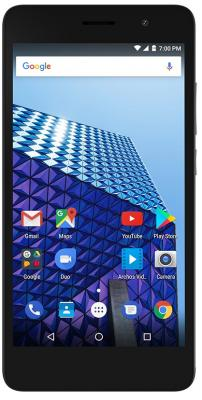 Смартфон ARCHOS Access 50 Color 3G 8 Гб черный (503579)